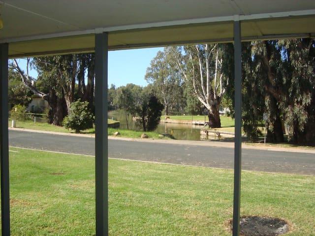 Affordable Bundalong Waterfront (Murray River) - Bundalong - Casa de vacances
