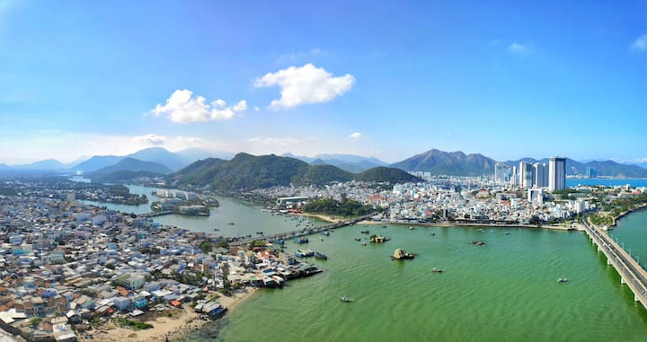 Hostel Apartment - Best view of Nha Trang City