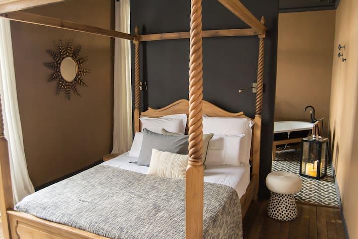 Havane Suite at Villa Louisa Bed & Breakfast