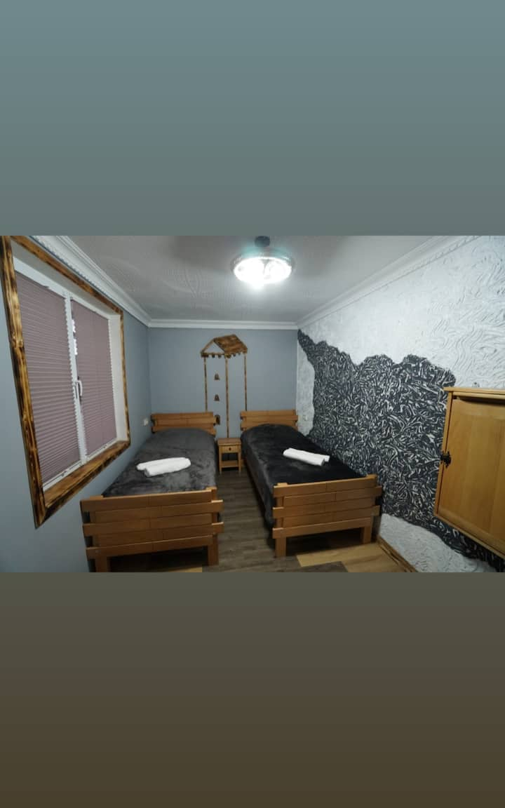 Guest house Akhalsheni