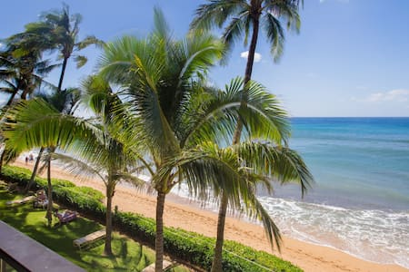 Summer Special Only $295 a Night!  Ocean Front--Floor to Ceiling Ocean Views! - Lahaina - Társasház