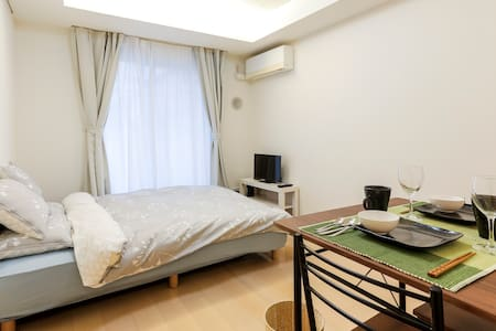 Highgrade & Large room Apt Near Central Shibuya - Shibuya