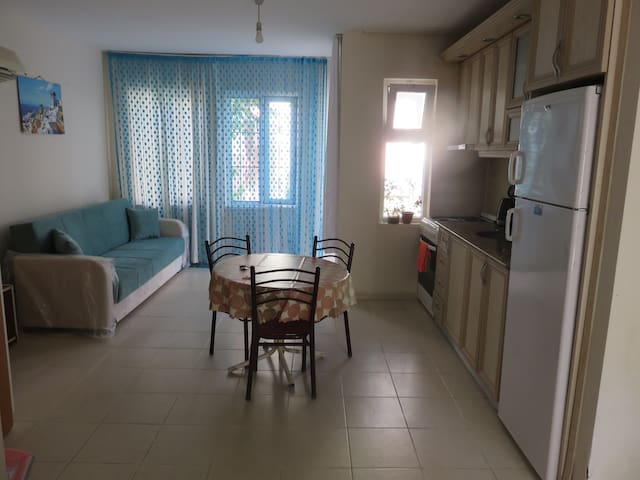 Apartment in resort town of Turkey, Side