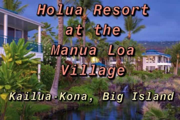 HI - Holua Resort at the Mauna Loa Village Cap: 4