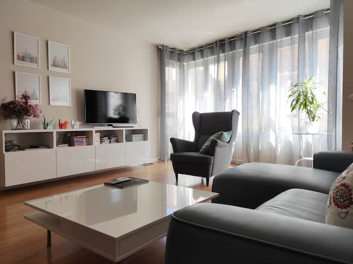Beautiful, clean and cozy apartment in La Rioja