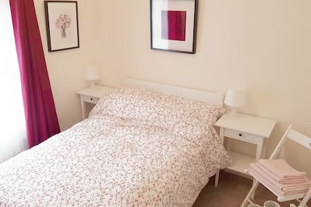Cosy double room in the Edwardian house