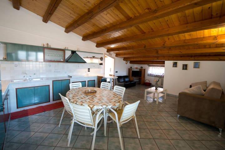 B&b Al Camedrio - Cava D'aliga - Lägenhet