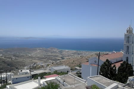 WITH MOUNTAIN AND SEA VIEW - Arnados - Hus