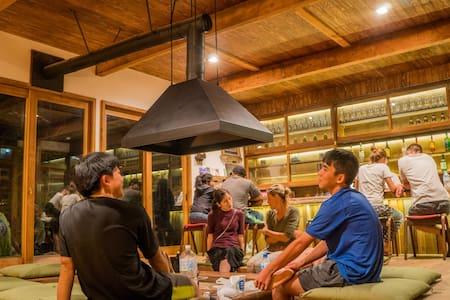 Irori Guesthouse Tenmaku Mix Dormitory Room