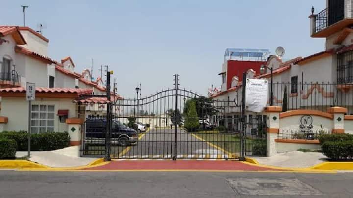Casa Villa del Real cerca de Teotihuacán