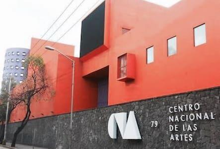 De mochilazo =P - 墨西哥城(Ciudad de México)