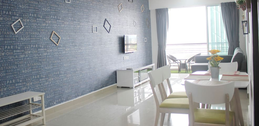 H2H - Euro House @ Majestic Ipoh (8~9 Guests)