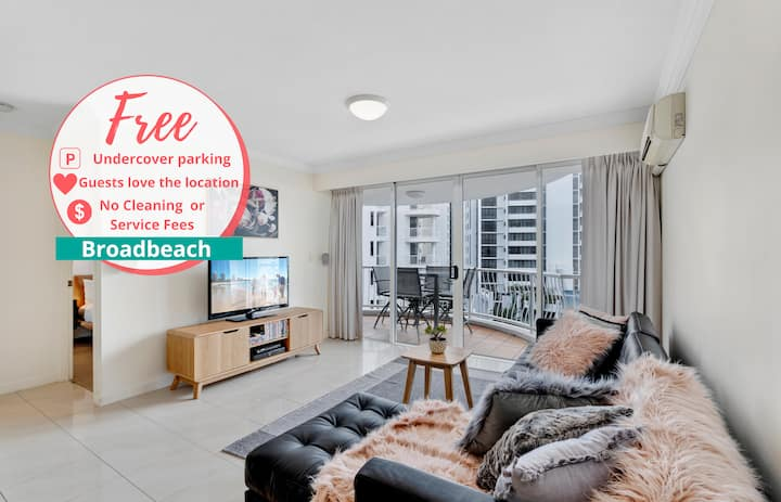 Phoenician Broadbeach Central 2 Bedroom Apartment