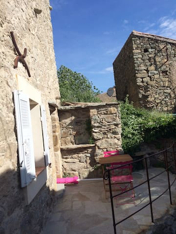 Casa Rafaelu, entre mer et montagne - Castifao - Apartment