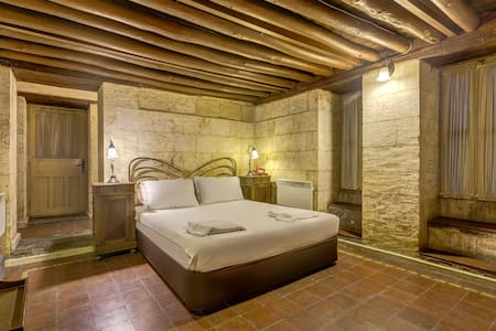 Historical Stone Mansion | Double Room