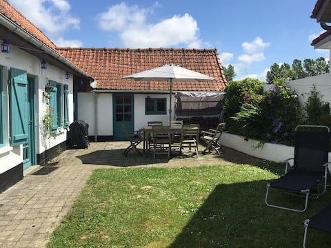 Charming cottage close to Montreuil sur Mer