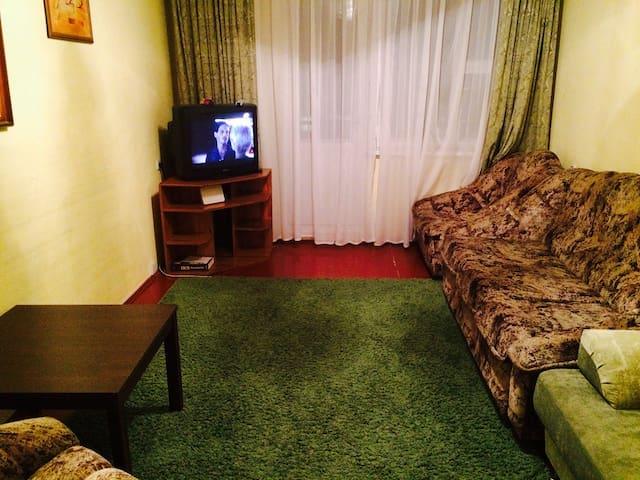Уютная квартира в центре города - Mahilioŭ - Apartemen