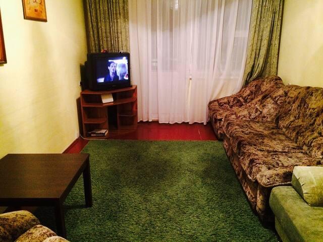 Уютная квартира в центре города - Mahilioŭ - Apartment