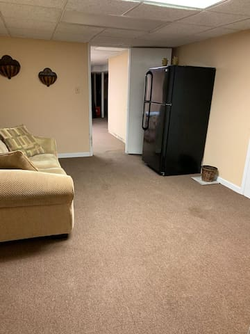 Comfortable,  Cute, and a Clean place to stay!