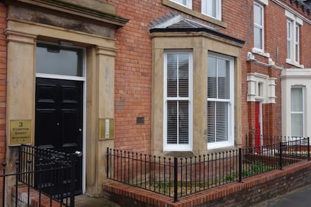 Stylish apartment in city centre - Carlisle - Daire