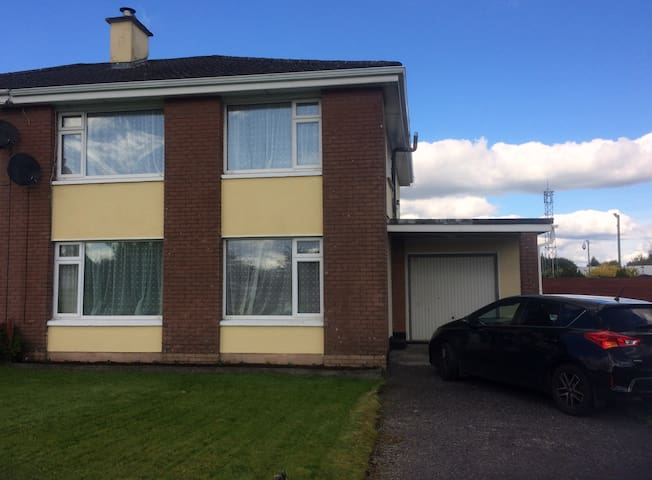 Shannonside:  Ballaghaderreen's Central Townhouse