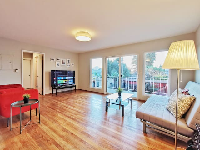 631 - Cozy 2B2B Upper Unit near HWY, BART & UCB