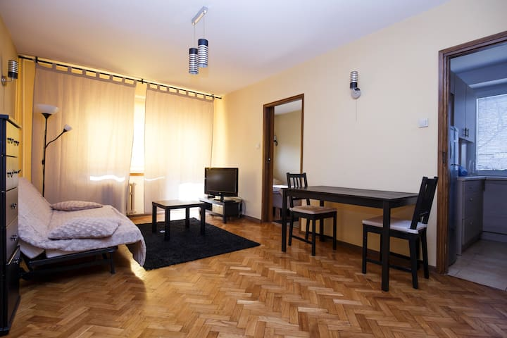 Apartament Kotlarska 7 - Breslávia - Apartamento
