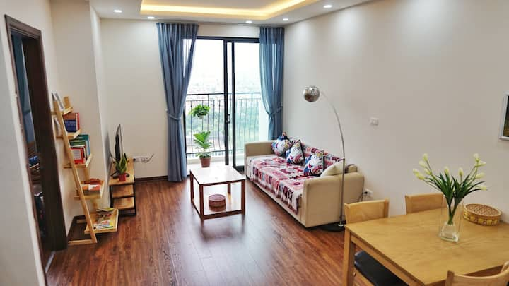 XanhLam House - Cozy apartment near a lake