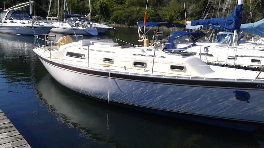 Boatel - Toronto - Båt