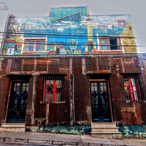 Hostal Las Latas: Joya Del Pacifico