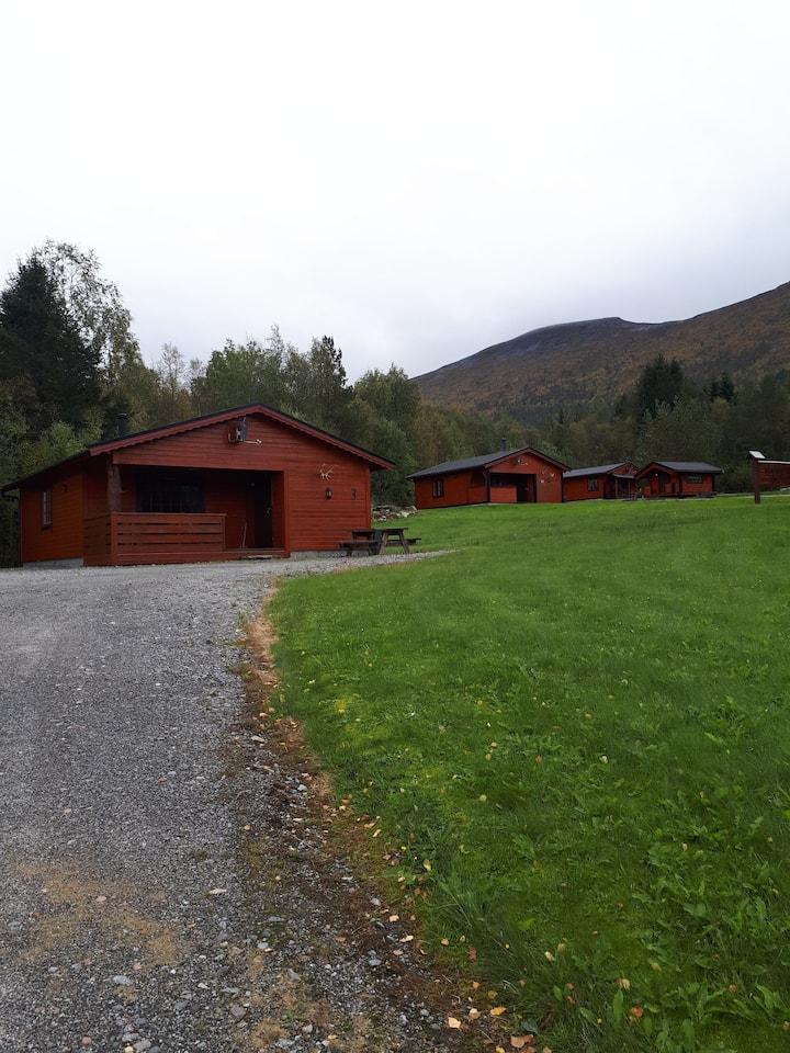 Hytteferie i vakre Eidsvåg