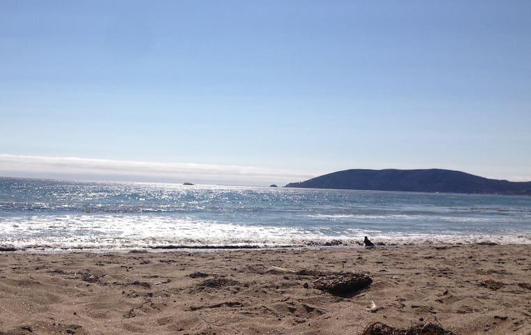 Enjoy sun and fun at Pismo Beach
