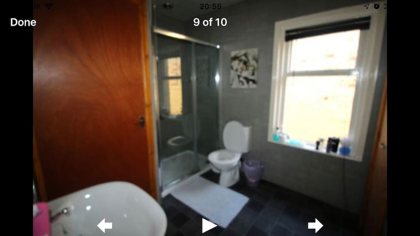 One bedroom apartment close to the sea front