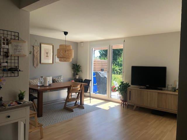 Gemütliches Haus in Seenähe
