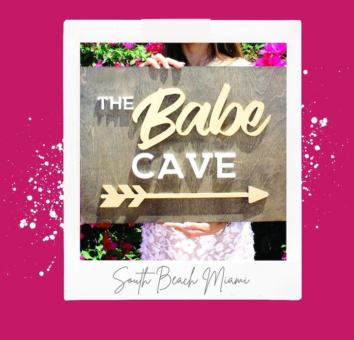 The Babe Cave South Beach Miami
