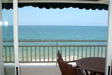 Ocean Front apartment - WiFi - Rincón