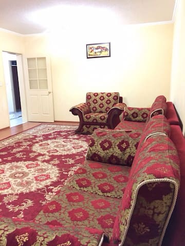3-rooms, Old center, near River
