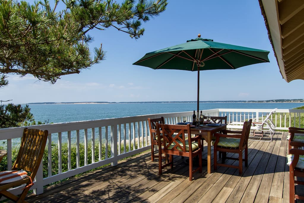 Cape cod spectacular waterfront cottage cottage in for Affitto cabina cape cod