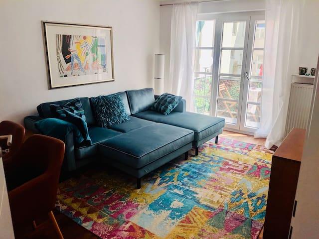Moderne 2-Zimmer Wohnung im Herzen der Altstadt