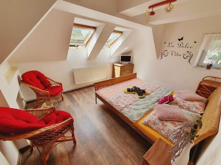 Apartman, ORION - restaurace a penzion, WIFI free
