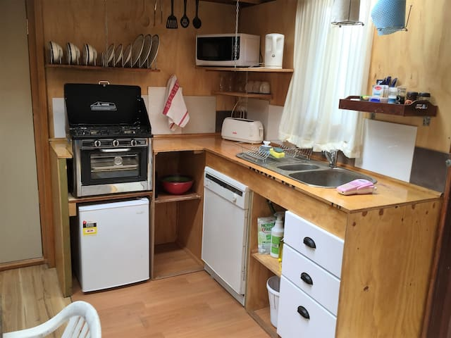 Studio In Bush Setting - Capertee - Hytte