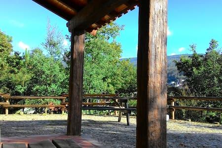 Refúgio da Cascata da Cabreia - Silva Escura - Sommerhus/hytte