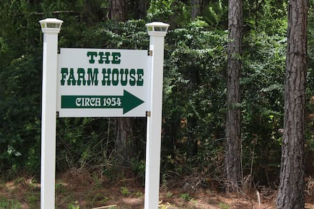 The Farm House - Altha