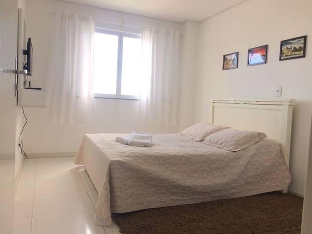 Apartamento com suíte