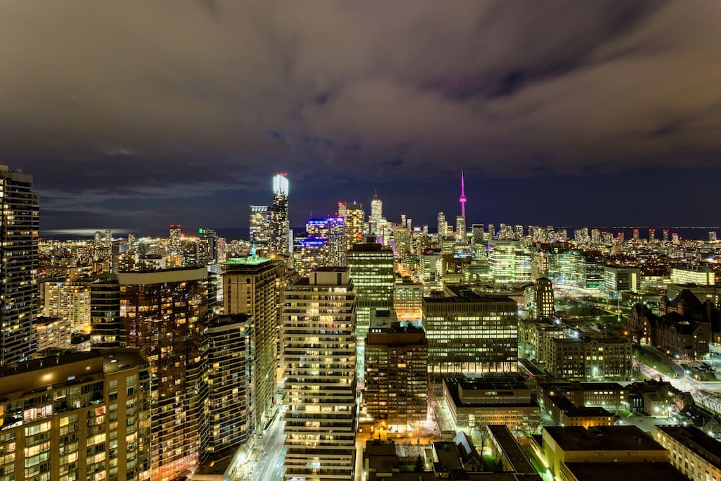 Welcome to The One and Only Place in Toronto with Unbeatable View like this