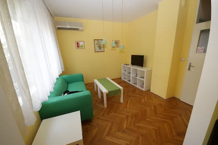 "Apartment, near Business Centre ""Golden Tulip"" - Varna"