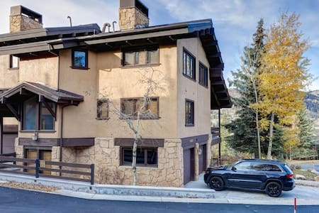 Silverbird 30-Charming 3 Bedroom Condo Walk to Silver Lake Lift with Great Views In Park City - Park City - Kondominium