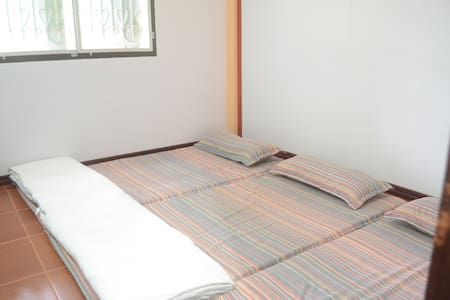 Futon Bed room