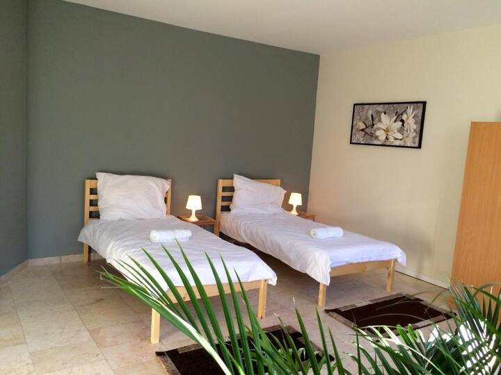 Zen House Standard Triple Room (shared bathroom)