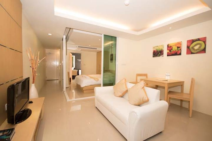 Modern 1 Bed Apartment nr to Beach - Ao Nang - Apartemen